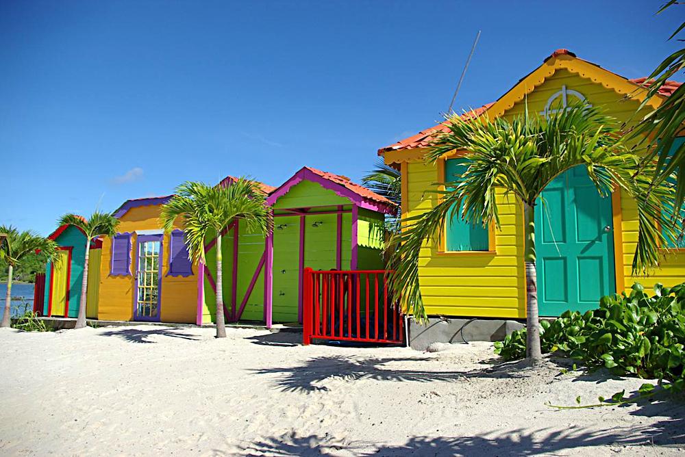 Colourful Houses Grenada Caribbean World Photo Community