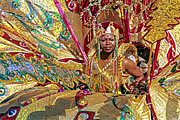 Carnival in Port of Spain